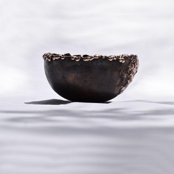 The Bronze Magma Bowl