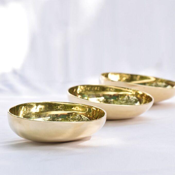 Brass Bowman Bowls
