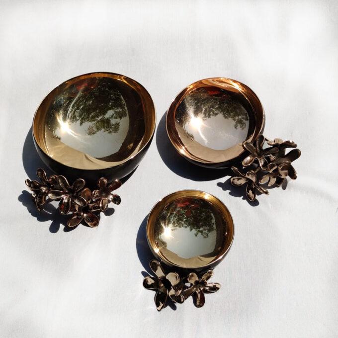 Bronze Champa Bowls